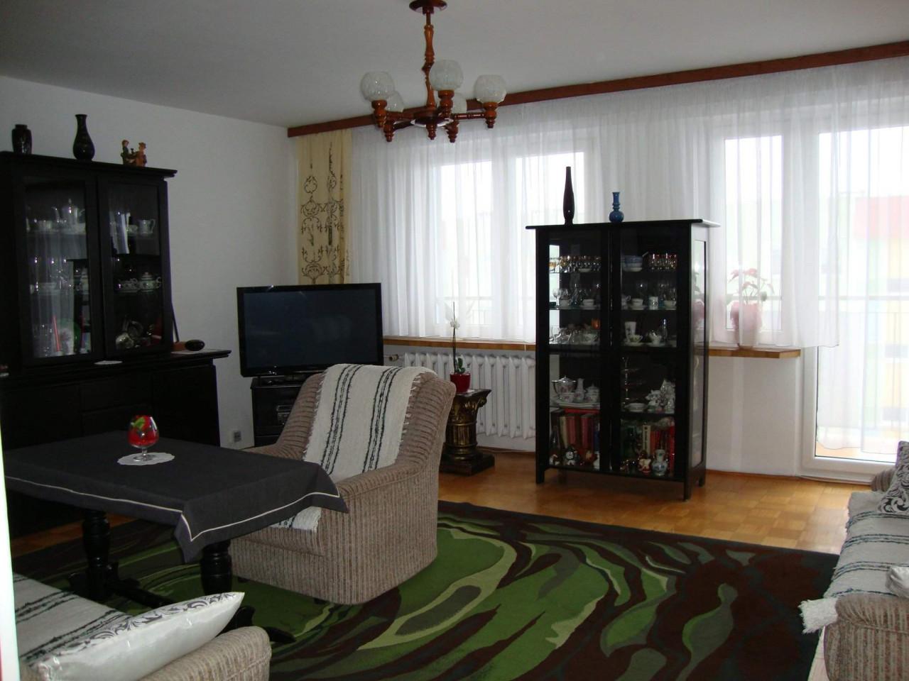 Mieszkanie 3-pokojowe Białystok Nowe Miasto, ul. Świętego Jerzego