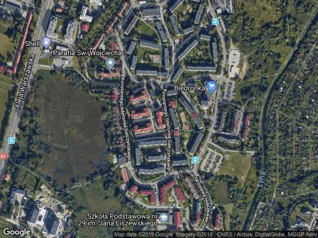 Mieszkanie 2-pokojowe Olsztyn, ul. Konstantego Ildefonsa Gałczyńskiego 23
