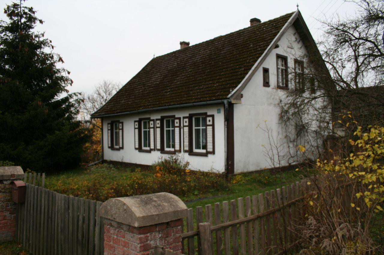 dom wolnostojący, 4 pokoje Osów, Osów