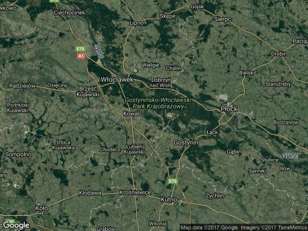 Działka rolna Goreń Nowy