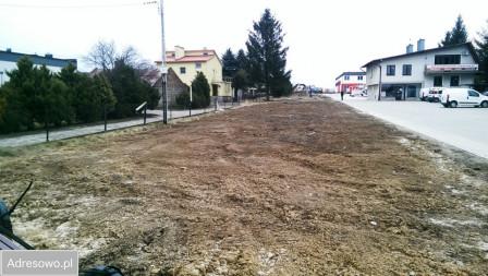 Działka budowlana Rzeszów Przybyszówka, ul. Krakowska