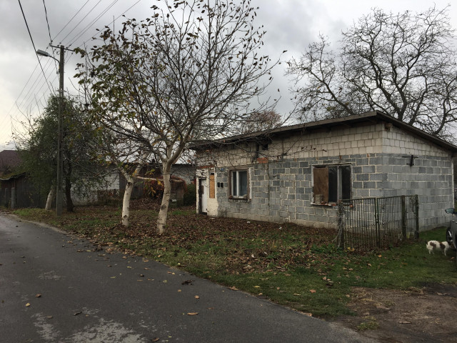 Działka budowlana Wierzawice