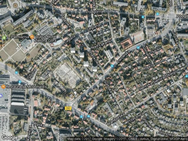 Mieszkanie 2-pokojowe Zielona Góra Centrum, ul. Piaskowa 15