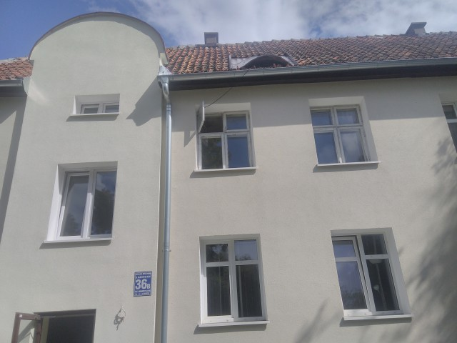 Mieszkanie 2-pokojowe Orneta, ul. Dąbrowskiego 36