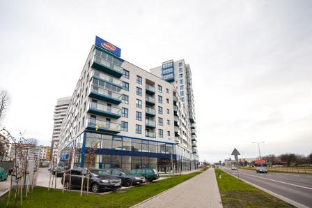 Mieszkanie 3-pokojowe Białystok Centrum, ul. Prezydenta Ryszarda Kaczorowskiego