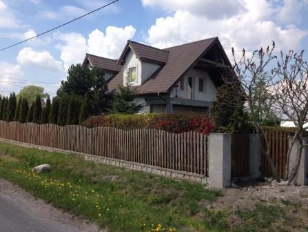 dom wolnostojący Słaboszewko