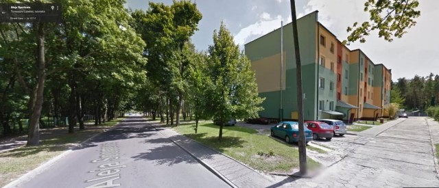 Mieszkanie 3-pokojowe Tomaszów Lubelski, ul. Aleja Sportowa 1
