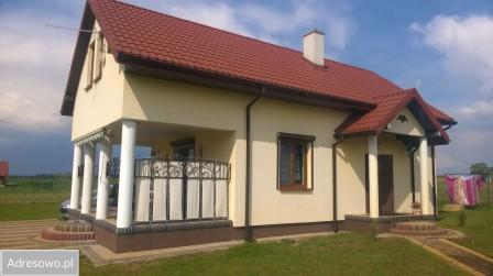 dom wolnostojący, 4 pokoje Połajewo