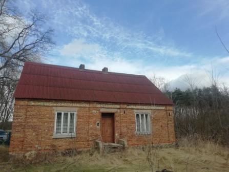 dom wolnostojący Nagórki