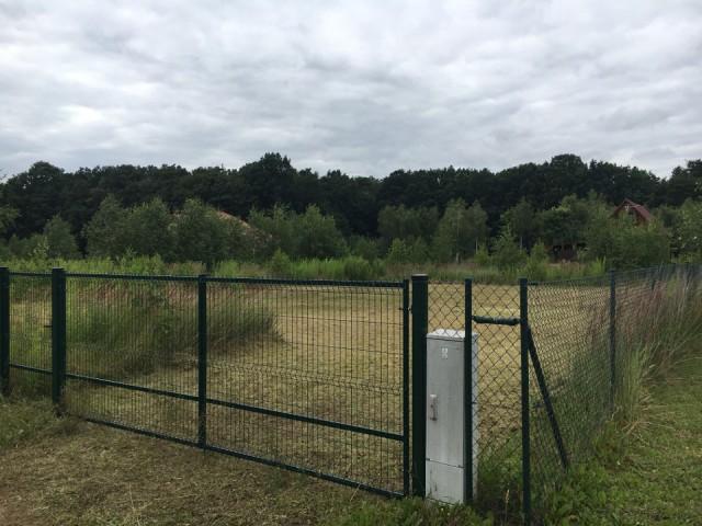 Działka budowlana Sapowice