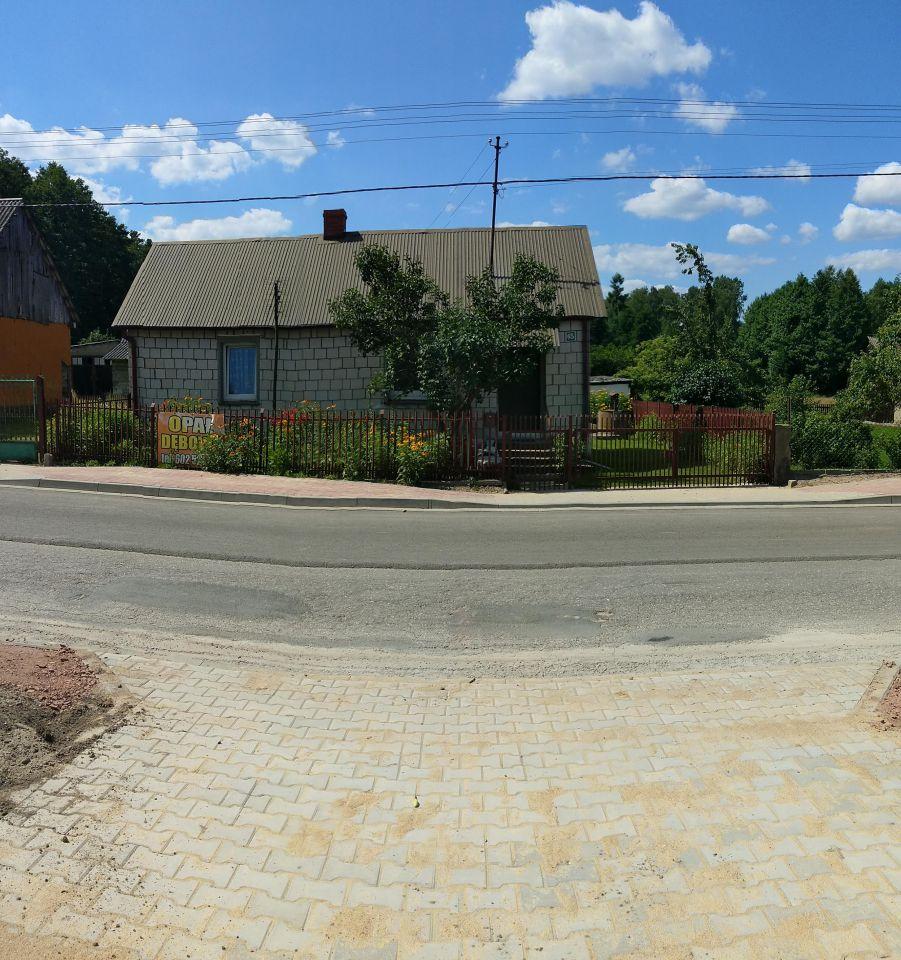dom wolnostojący, 1 pokój Gąsawy Plebańskie