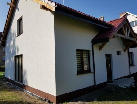 dom wolnostojący, 3 pokoje Wrocław Księże Małe, ul. Księska