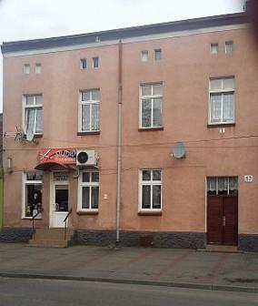 kamienica Radzyń Chełmiński, pl. Towarzystwa Jaszczurczego 17
