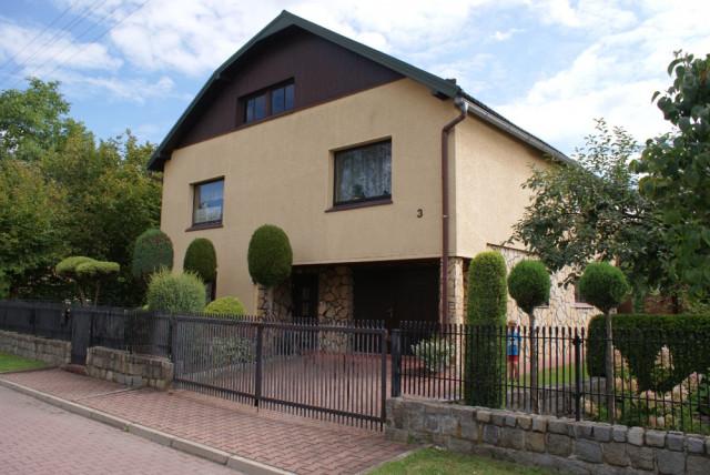 dom wolnostojący, 7 pokoi Tułowice