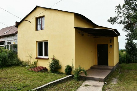 dom wolnostojący Łaszewo, Łaszewo 24