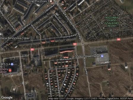 Mieszkanie 3-pokojowe Radzyń Podlaski, ul. Wisznicka 105