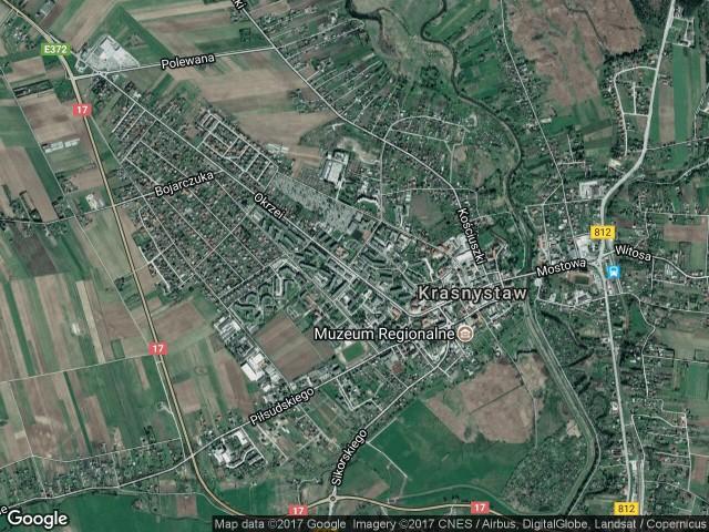 Mieszkanie 2-pokojowe Krasnystaw, ul. Okrzei 32