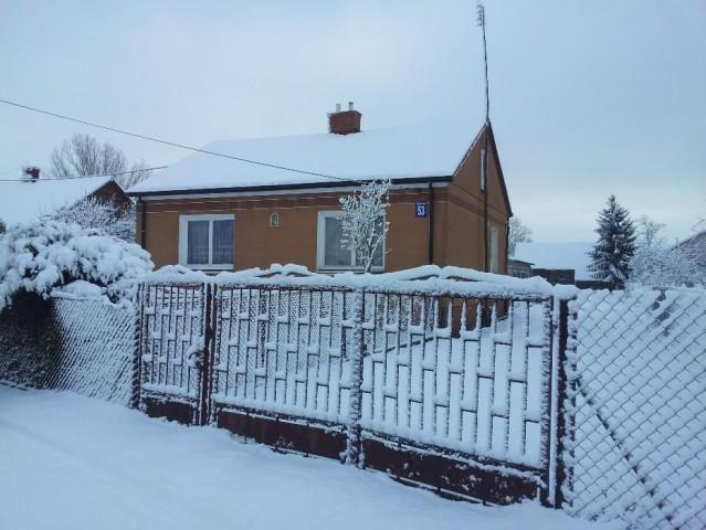 dom wolnostojący Borzychy, Borzychy 53