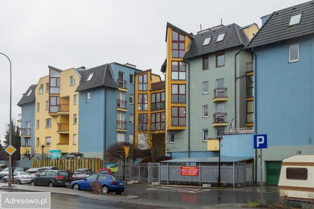 Mieszkanie 2-pokojowe Poznań Nowe Miasto, ul. Polanka 7