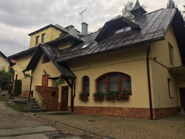 Hotel/pensjonat Wisła Głębce, ul. Dworcowa