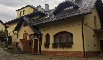 Hotel/pensjonat Wisła Głębce, ul. Dworcowa. Zdjęcie 1