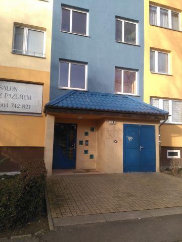 Mieszkanie 2-pokojowe Wrocław Psie Pole, ul. Inflancka