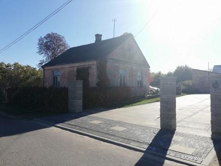 dom wolnostojący Stare Osipy