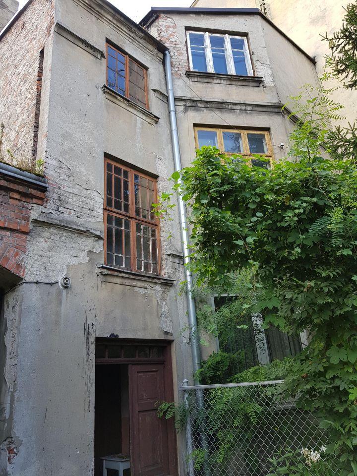 kamienica, 4 pokoje Żyrardów Centrum, ul. Henryka Sienkiewicza 16