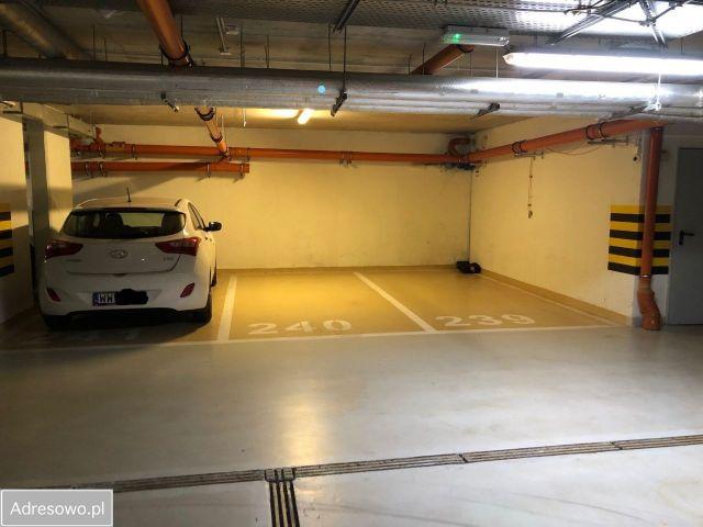 Garaż/miejsce parkingowe Warszawa Wilanów, ul. Księdza Prymasa Augusta Hlonda