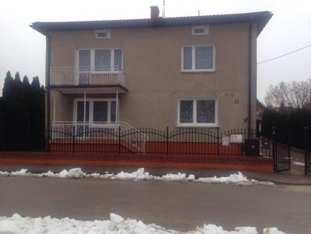 dom wolnostojący, 6 pokoi Skierniewice, ul. Dąbie 12