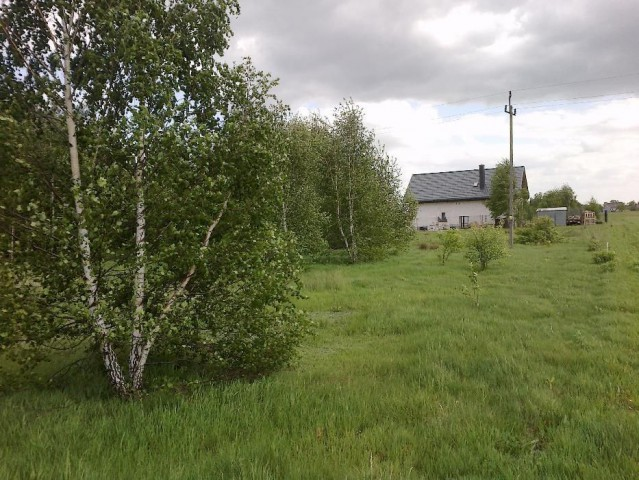Działka budowlana Lasowice
