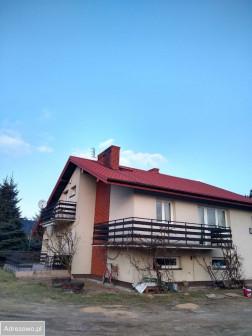 dom wolnostojący, 5 pokoi Gabryelin, ul. Leśna