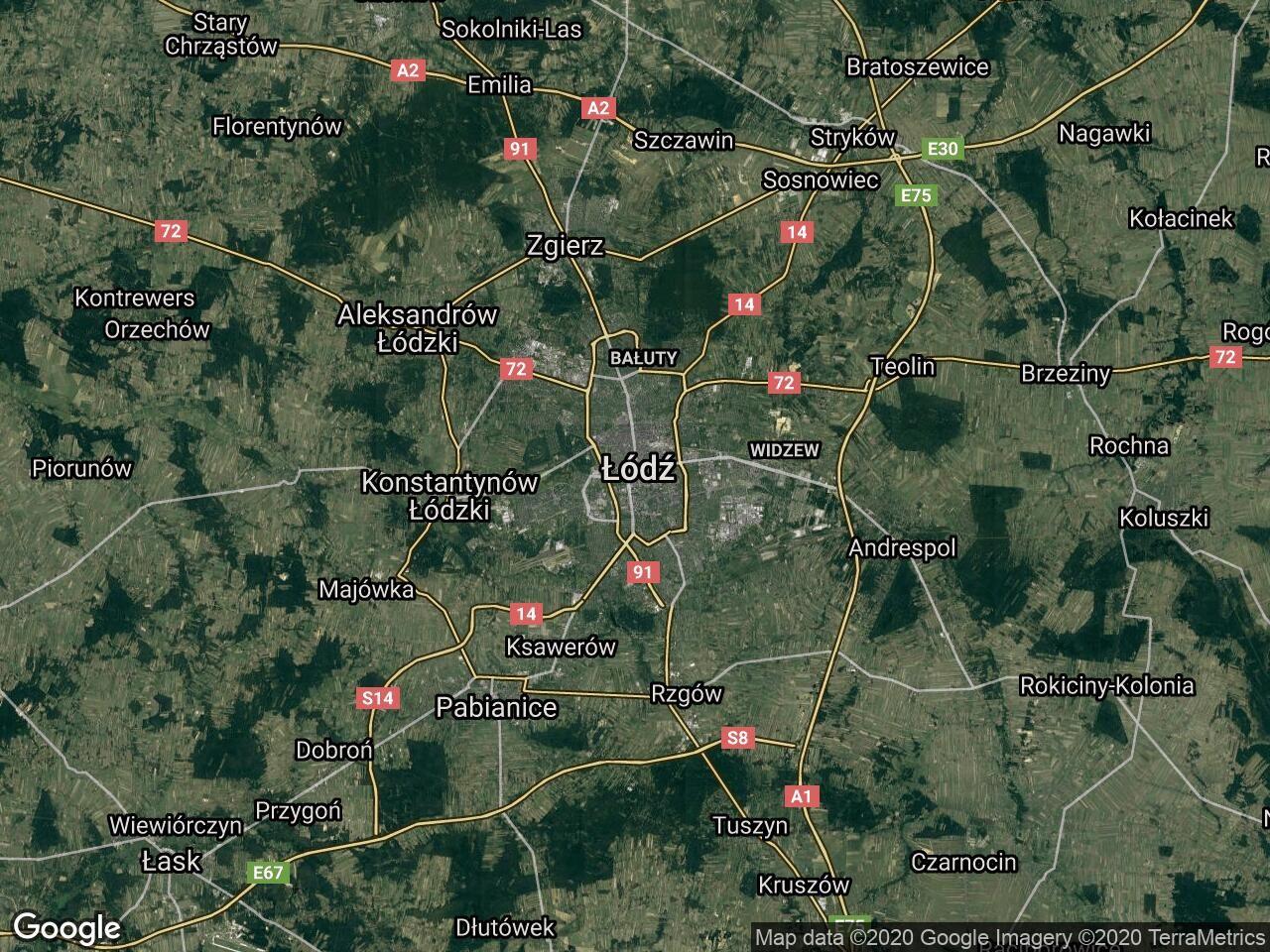 Mieszkanie 2-pokojowe Łódź Śródmieście, ul. Wólczańska