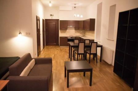 Mieszkanie 1-pokojowe Poznań Łazarz, ul. Stanisława Wyspiańskiego