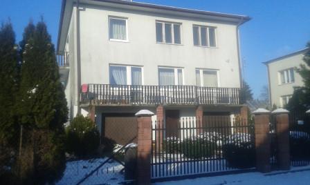 dom wolnostojący, 7 pokoi Zamość Przedmieście Lubelskie, ul. Szarych Szeregów 6