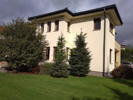 dom wolnostojący, 5 pokoi Łomianki Dolne, ul. Władysława Szpilmana