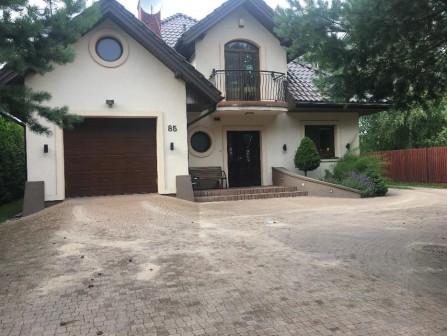 dom wolnostojący Grabówka