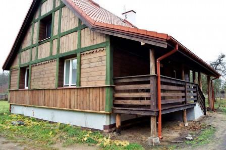 dom wolnostojący Świnoroje