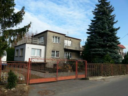 dom wolnostojący Łysomice