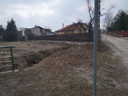 Działka budowlana Białystok Dojlidy Górne, ul. Czereśniowa