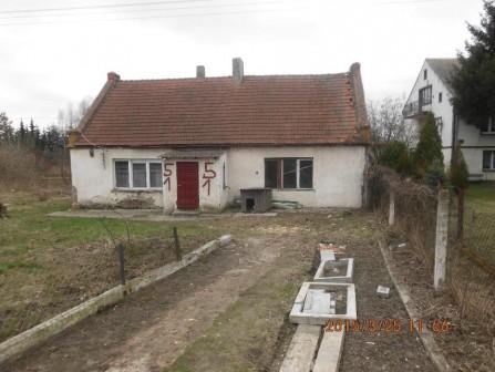 dom wolnostojący Dragacz