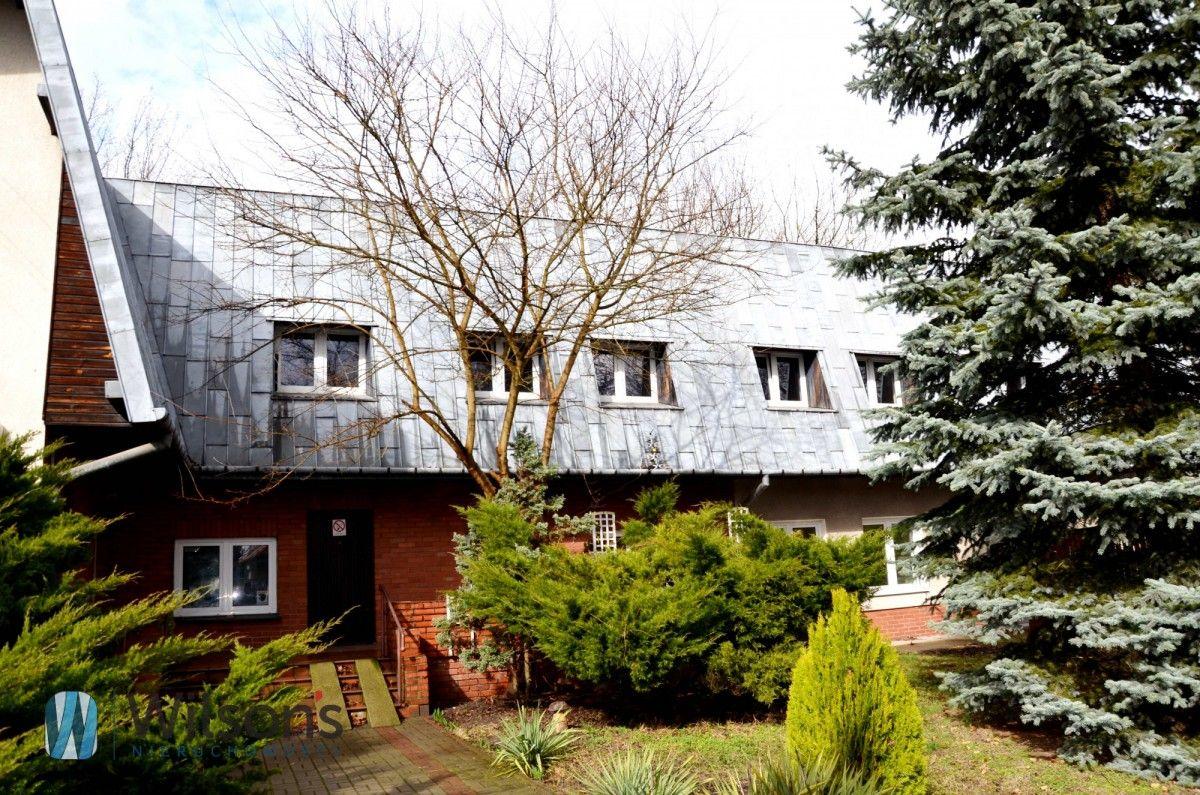 dom wolnostojący Łomianki