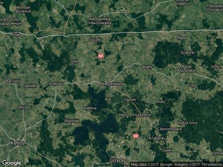 Działka budowlana Węgorzewo, ul. Dębowa