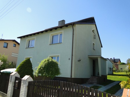 dom wolnostojący, 6 pokoi Chmielno, ul. Raduńska 6