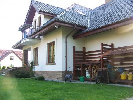 dom wolnostojący, 4 pokoje Toruń Wrzosy