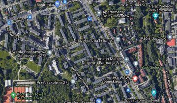 Mieszkanie 3-pokojowe Warszawa Mokotów, ul. Aleksandra Gierymskiego. Zdjęcie 1