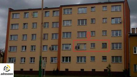 Mieszkanie 2-pokojowe Okonek