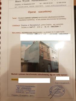 Mieszkanie 5-pokojowe Chojnice, ul. Staroszkolna 4