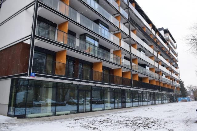 Mieszkanie 2-pokojowe Warszawa Żoliborz, ul. Ludwika Rydygiera 18