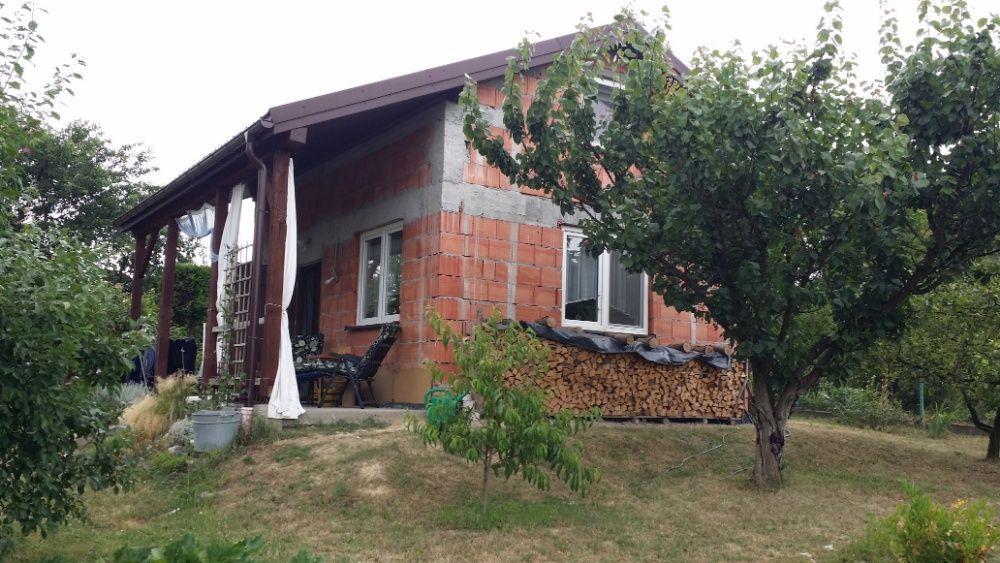 dom letniskowy Luborzyca